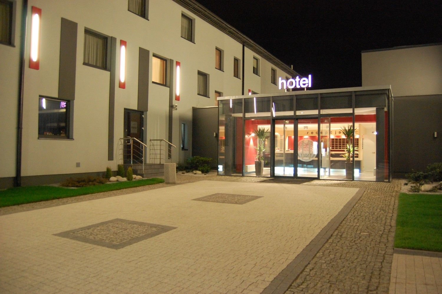 Hotel Arena w Tychach